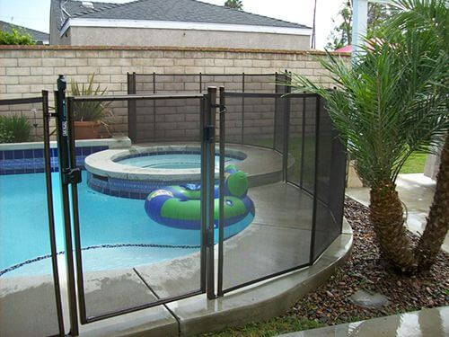 Safe Backyard Swimming Pool