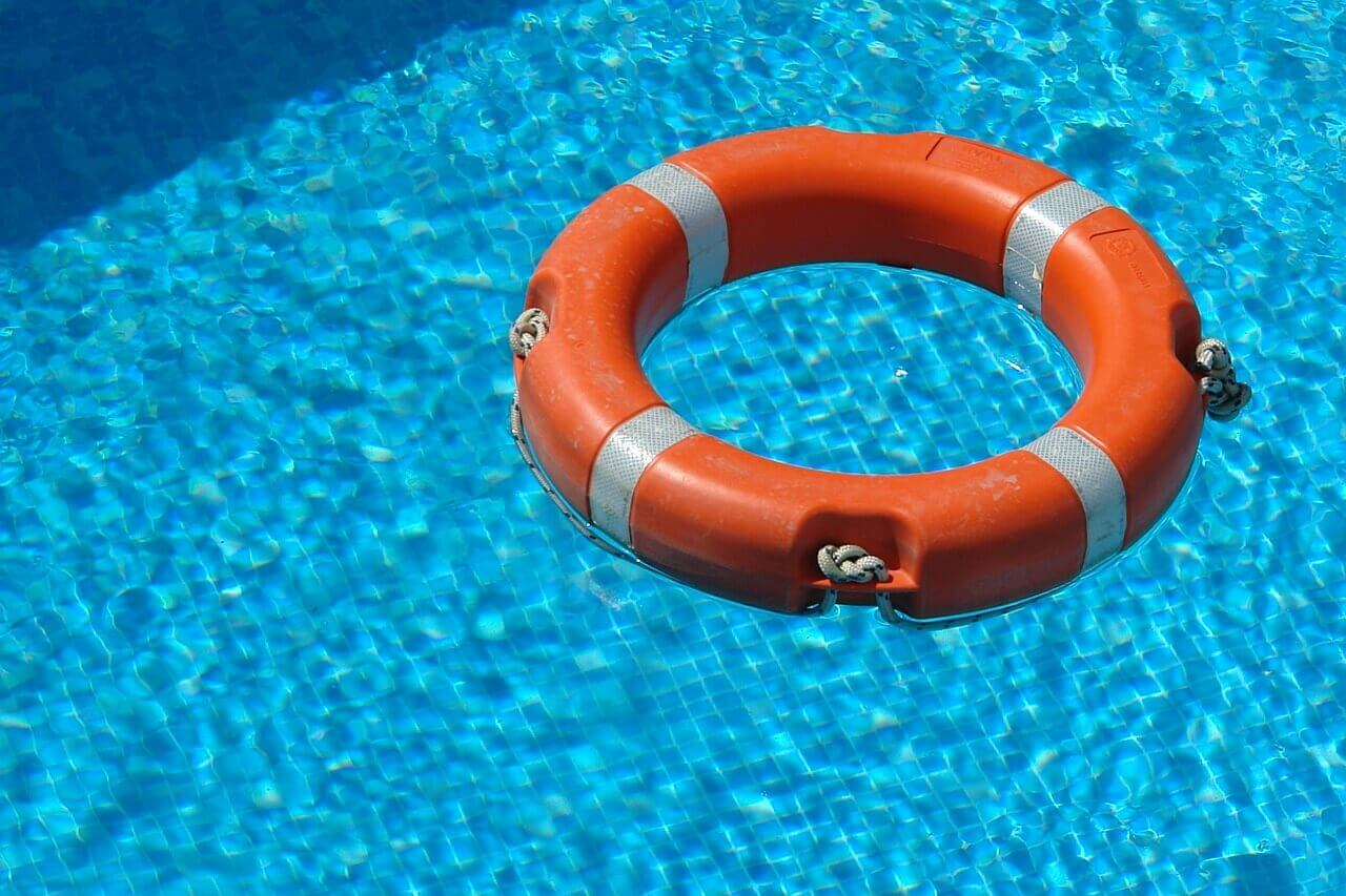 water safety rings