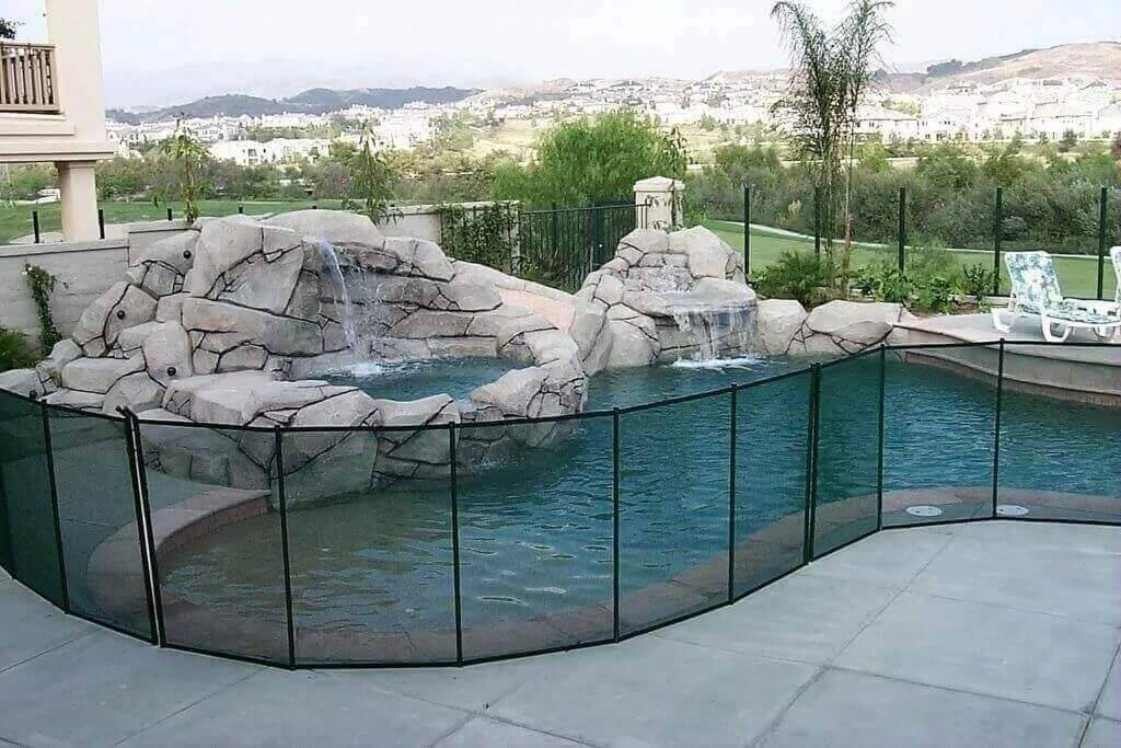 The Ideal Height for a Pool Fence
